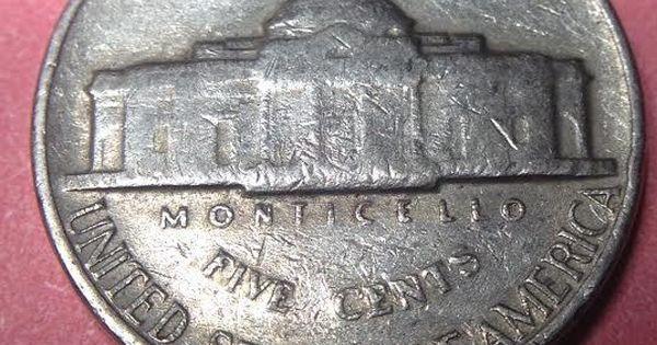 1965 Jefferson Nickel Error Coin Error Coins Coins And