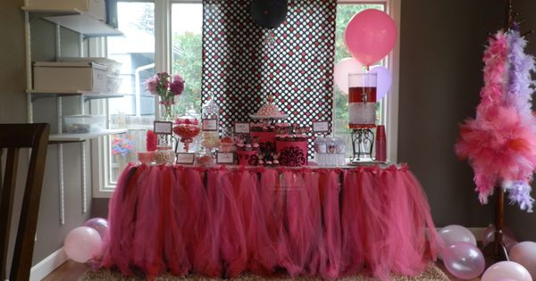 minnie and mickey party decorations photos | ! From Minnie Mouse inspired invitations to a ...