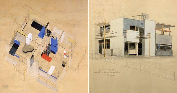 Gerrit Rietveld, Isome...