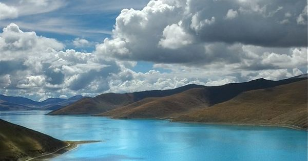 Namtso Lake - Tibet nature