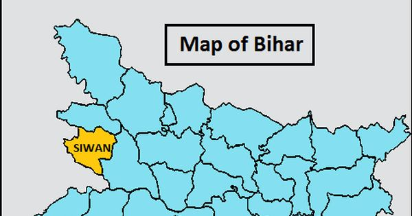 siwan is one of the popular districts in the state of bihar once it was a sub division of the saran district in the year 1972 siwan became a distr