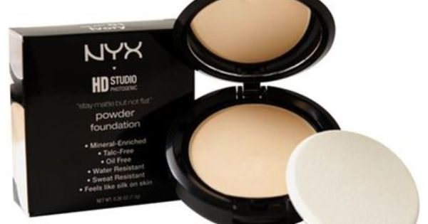 Nyx Stay Matte But Not Flat Powder Foundation Shade Finder Stay Matte But Not Flat Powder Foundation Nyx Professional Makeup Best Foundation For Oily Skin Foundation For Oily Skin Powder Foundation