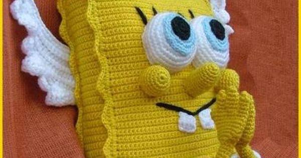 Free Crochet Pattern Patrick Star : Gratis patroon - Beestjes en popjes haken. Pinterest ...