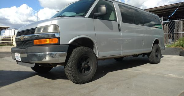 Let S See Your Chevy Express Page 7 Sportsmobile Forum Chevy Express Chevy Bug Out Vehicle
