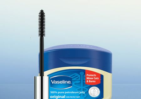 Use Vaseline For Longer Thicker Lashes | Natural Mascara Vaseline And Eye Makeup Remover