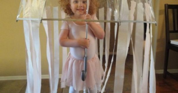 Jellyfish Costume - this site has lots of great ideas for kids