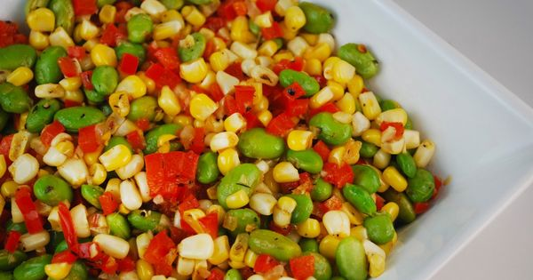 Spicy Succotash | yummy in my tummy | Pinterest | Spicy and Recipe