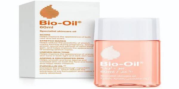 زيت بايو اويل للمنطقه الحساسة Oil Skin Care Bio Oil Bio Oil 60ml