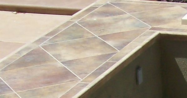 There Are 3 Main Types Of Outdoor Kitchen Countertops That We