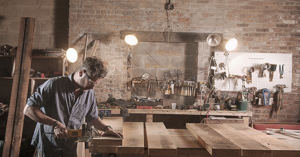 Go against the grain with furniture makers brothers on for A p furniture trail