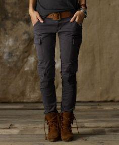 Ladies Slim Leg Pants And Shoes Google Search Skinny Cargo Pants Cargo Pants Women Fashion