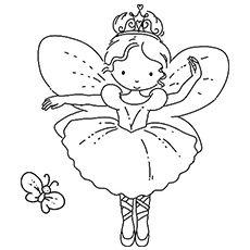Top 10 Free Printable Beautiful Ballet Coloring Pages Online Fairy Coloring Pages Ballerina Coloring Pages Fairy Coloring