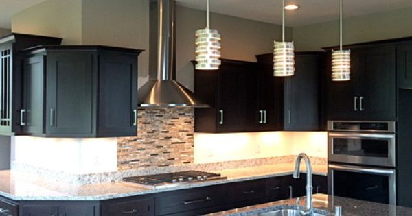 Custom Rockwood model by Belman Homes. This contemporary ...