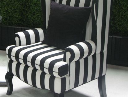 french chair black and white google zoeken brocante pinterest armchairs google and events - Black And White Striped Chair