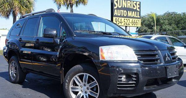2004 Mitsubishi Endeavor For Sale In Fort Lauderdale Mitsubishi Cars For Sale Car Dealer