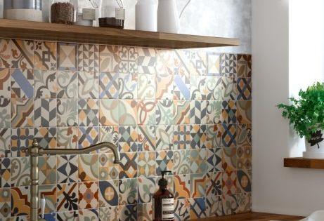 Resultat De Recherche D Images Pour Credence Pierre Naturelle Leroy Merlin Carrelage Mural Cuisine Cuisine Carreaux De Ciment Mosaique Cuisine