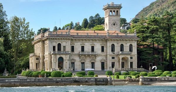 Lake Como Cruise George Clooney Lake Como Lake Como Villas Lake Como Lake Como Villas Villas In Italy