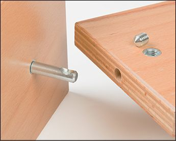 Quick Connect Fittings Furniture Hardware Fitted Furniture Wood Joinery
