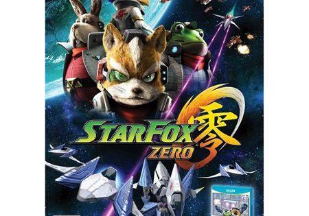Video Games Star Fox Wii U Wii