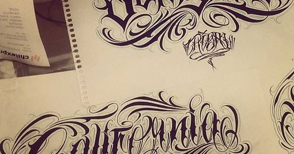 The letter tyga lyrics