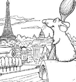 Dibujos Disney Ratatouille Disney Drawings Disney Art Disney Coloring Pages