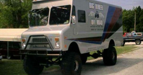 Van Of The Month Mill Supply Inc Step Van 4x4 Van Classic