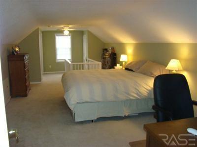 Dormer Room attic bedroom paint job | for the home | pinterest | attic