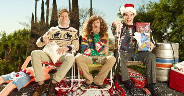 Merry half Christmas | Workaholics | Pinterest | Half christmas