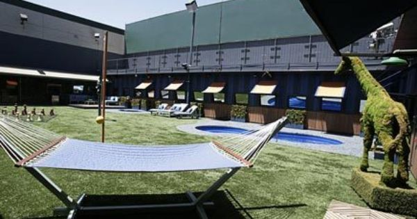 Cbs Big Brother Backyard Interviews - BACKYARD HOME