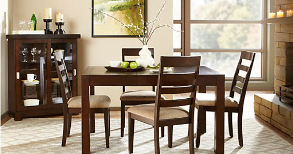 for a callahan 5 pc dining room at rooms to go find dining room sets