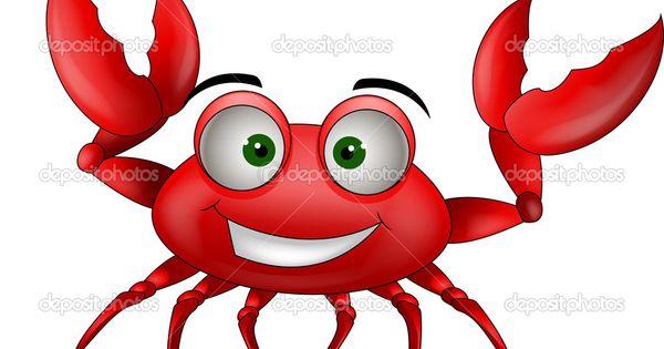 Crab Cartoon Google Search Etsy Ideas Pinterest