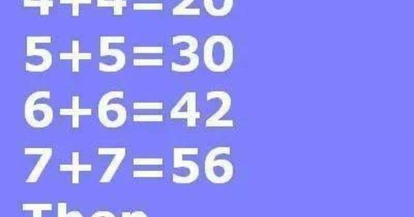 بــــس للعباقرة شو الجواب Math Puzzles Brain Teasers Brain Teasers Brain Teasers For Kids