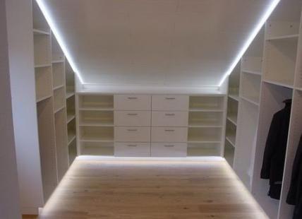 52 Super Ideas For Dream Closet Room Layout Built Ins Closet Loft Room Attic Renovation Attic Storage