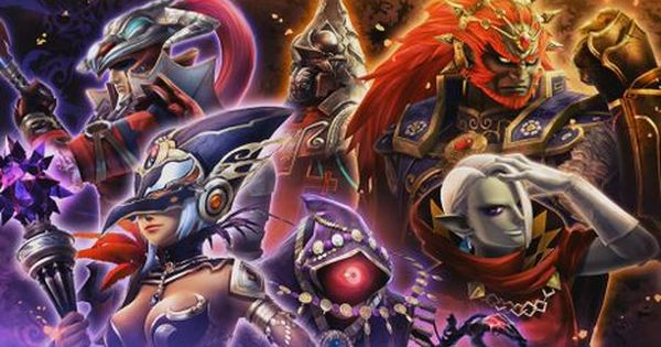 Rewards Map Hyrule Warriors Wiki Guide Ign Warriors Illustration Hyrule Warriors Zelda Hyrule Warriors
