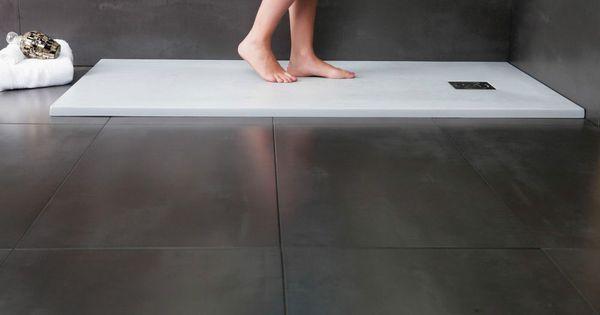 luxus duschtasse bodengleich mineralguss duschtasse designer duschtasse in heimwerker bad. Black Bedroom Furniture Sets. Home Design Ideas