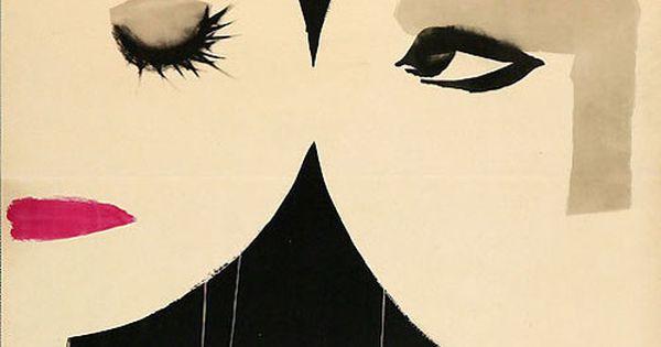 Waldemar SWIERZY // Polish poster 1957