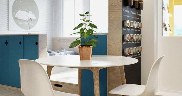 ... petit studio – 8 designs inspirants  Eames, Design and Tables