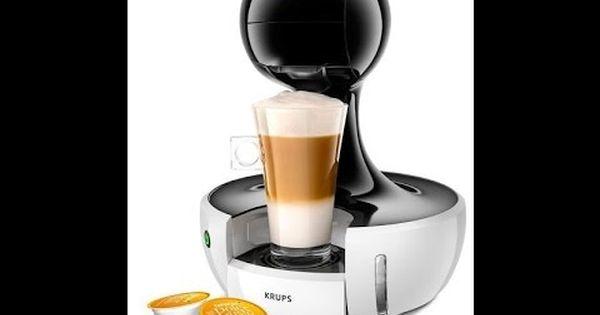 ماكينات قهوه سبرسو ديلونجي نسكافيه دولتشي جوستو Nescafe Dolce Gusto Drop Dolce Gusto Capsule Coffee Machine Krups