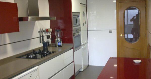 Una reforma de cocina realizada hace un par de a os por - Reforma cocinas valencia ...