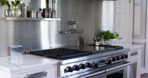 Custom hood by focal metals bethel ct kitchen for Bethel kitchen designs