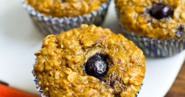 Blueberries muffins, Blueberries and Oatmeal on Pinterest