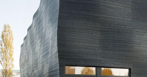 Interims Audimax / Deubzer Konig & Rimmel Architekten architecture