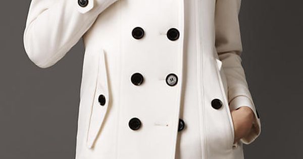 burberry coat..
