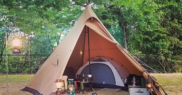 Ryuji Hondaさんはinstagramを利用しています 今回はサーカスでカンガルースタイル それにしても虫がよーけいましたわい ランタン中虫だらけ笑 キャンプ キャンプギア サーカスtc カンガルースタイル ランタン テント テンマクデザイン