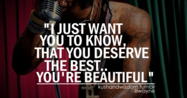 you deserve the best quotes tumblr - photo #27