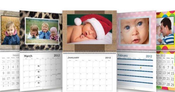 Vistaprint Free Photo Wall Calendar Personalised Calendar