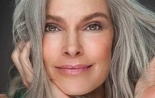 hair styles for white hair best grey hair for 50 hairstyles gray 9841