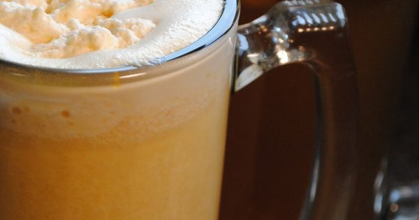 Harry Potter's Hot & Cold Butterbeer Recipes. Add ice cream to cold