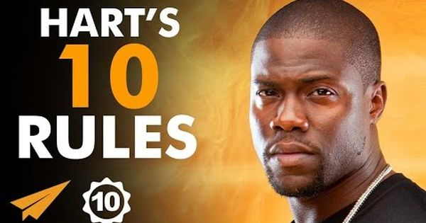 Prince S Top 10 Rules For Success Youtube Kevin Hart 10