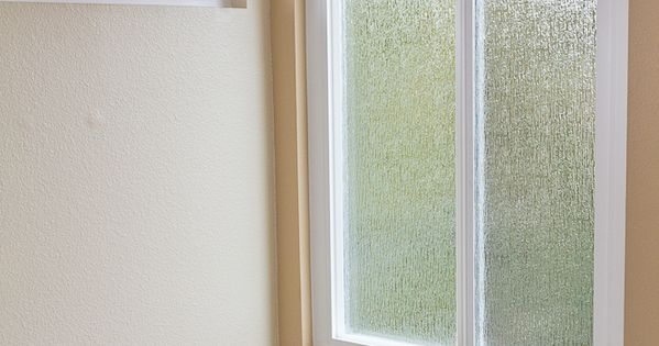 Rain Patterned Obscure Privacy Glass Compliments And